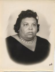 Irene Guidry, daughter of Pearl James Guidry and James Guidry